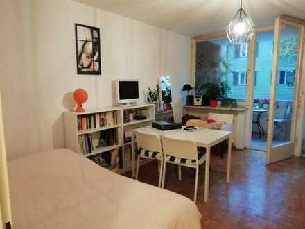 Perfekte 1 Zimmer Wohnung