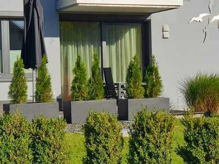 3-Zimmer-Erdgeschoss-Wohnung, modern und sehr nah am Ammersee