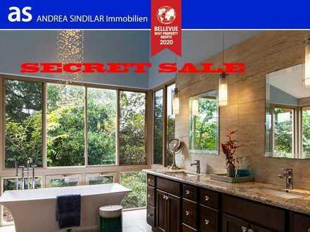 SECRET SALE: Einzigartige 3-Zimmer-Maisonette-Wohnung mit 2 Terrassen und Top-Ausstattung, Lift, TG