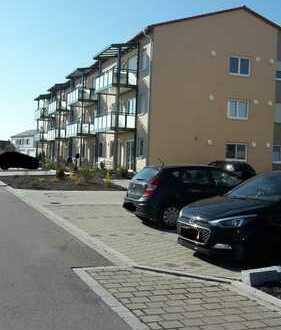 Freundliche 3-Zimmer-Wohnung in Wolframs-Eschenbach mit Balkon; absolut ruhige Lage