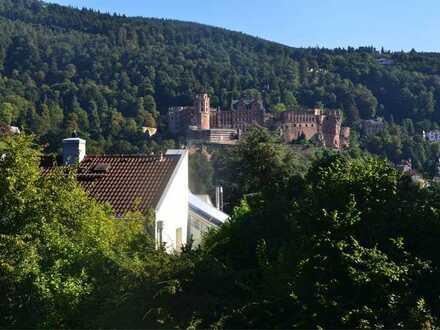 Schönes, geräumiges Haus mit fantastischem Schlossblick in Heidelberg, Neuenheim