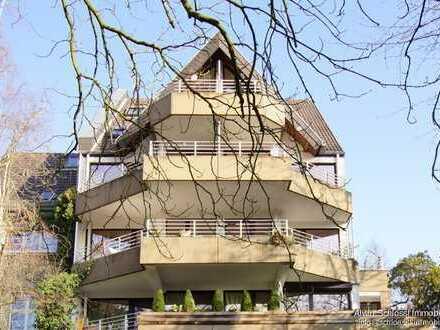 Schicke Maisonettewohnung mit TG-Stellplatz in zentraler Lage  Köln-Lindenthals (80 m²)!