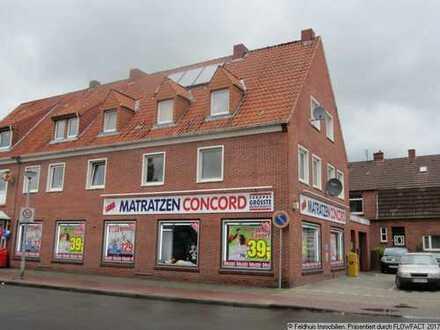Gemütliche Dachgeschosswohnung in stadtzentraler Lage von Leer!
