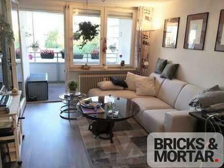 Gepflegtes Appartement mit separater Küche und Balkon in Kempten