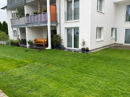 Neuwertige 3-Zimmer-Terrassenwohnung mit EBK in Nufringen