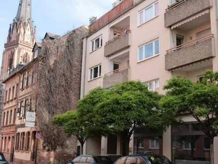 WohnRaumAgentur.de Frankfurt- Sachsenhausen: Kann als Wohnbüro oder Wohnpraxis genutzt werden