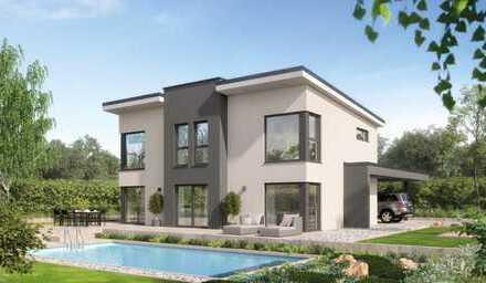 Ein sonniges großes Grundstück für Ihre Familie und ein Haus mit 4 Schlafzimmern