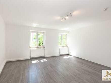 Perfekt für junge Familien, Paare oder Studenten! Großes Wohnzimmer! Komplett renoviert.