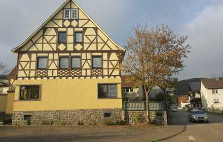 Gasthaus/Pension im Naherholungsgebiet Odenwald