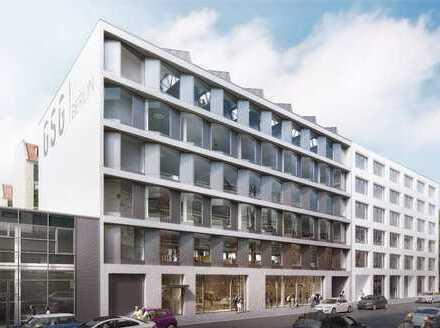 Büroetagen | Ab 550 m² | 160 Pers. | Berlin Moritzplatz