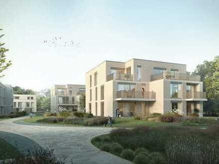 Wohnen in parkähnlicher Lage / 3 Zi. / ca. 123 m² / Südwest-Terrasse
