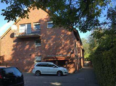In Gremmendorf großzügige 5 Zimmer Erdgeschoss - Wohnung mit Souterrain, Balkon und eigenem Garten