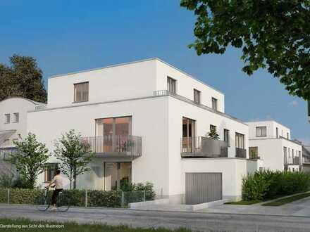 Neubau - 3,5 Zimmerwohnung mit schönem Grundriss in Germering