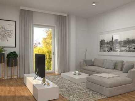 Familienwohntraum mit ca. 140 m² Garten in grüner Umgebung nahe Stadtzentrum
