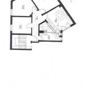 Schöne drei Zimmer Wohnung in Münster, inkl. Garage, Hansaplatz