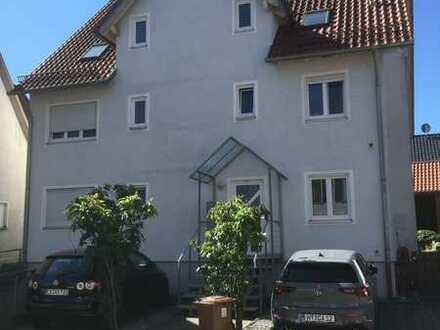 Schöne 4-Zimmer-Wohnung mit Balkon in Bissingen an der Teck