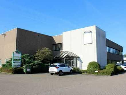 Langenhagen: Produktions- und Lagerhallen mit Büros, hohe Rendite, vermietet, 2828m²Fläche/7325m² GS