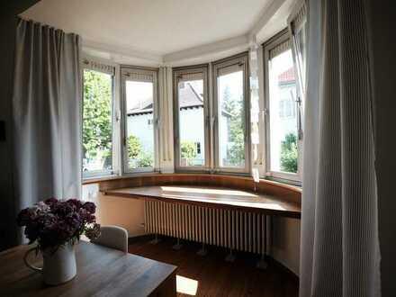 Kleine Stadtvilla aus den 30er Jahren in der Schwetzinger-Oststadt
