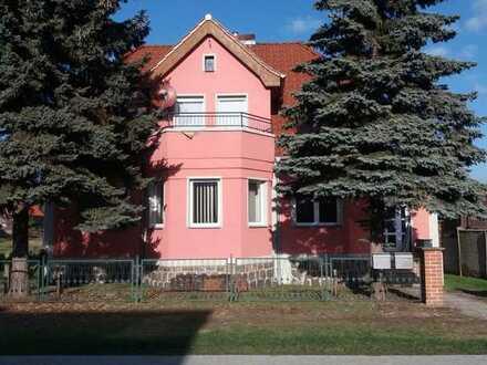 schöne 3 Zimmerwohnung in einer Villa in Lunow zu vermieten