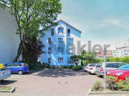 Eigenheim oder Kapitalanlage: Verpachtete ETW mit Balkon und Gestaltungspotenzial in zentraler Lage