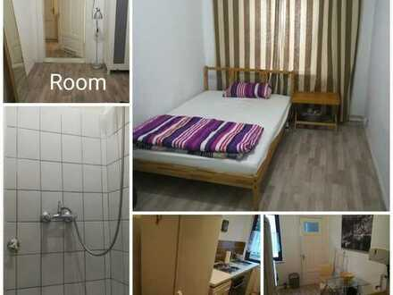Rent a room in 2 rooms shared apartment