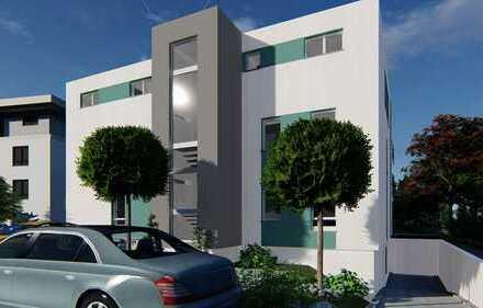 ETW 3 * Tolle 2-Zi-Neubauwohnung im EG mit Terrasse und Garten
