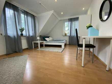 Wunderschönes vollmöbliertes Shared Apartment in Renningen mit eigenem Balkon
