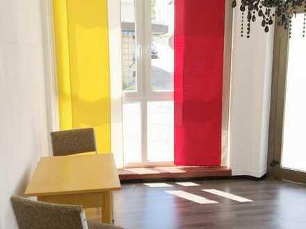 Helle, zentrumsnahe Zwei-Zimmerwohnung plus Garage in Albstadt-Ebingen