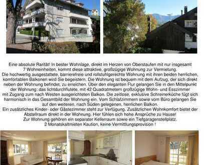 Wohnjuwel zum Mieten! Exklusive 4-Zimmer-Wohnung im Herzen von Oberstaufen