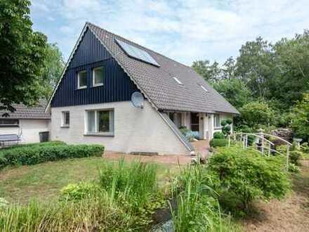KVBM bietet an: Ländliches Wohnen mit sehr viel Platz in und ums Haus