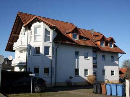 Trippstadt-Eigentumswhg. m. 2 Zi., Einbauküche, Bad, Balk. u. 2 PKW-Stellpl. ideal zur Kapitalanlage