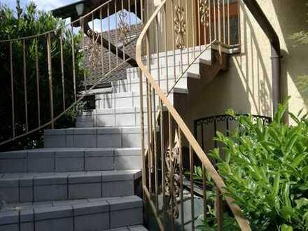 Gepflegte 1-Raum-Dachgeschosswohnung mit Balkon in Bühl-Neusatz