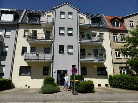 Attraktive Terrassenwohnung im Herzen von Kröllwitz