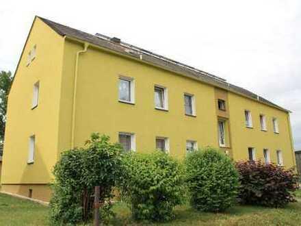 Ländlich gelegene 3-Raum-Wohnung