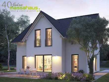 Charmantes Einfamilienhaus - BAUEN Sie Ihr Traumhaus mit massa haus