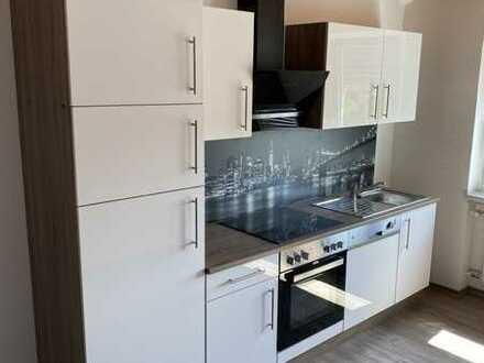 Erstbezug nach Sanierung: 3-Zimmer-Wohnung mit EBK und Balkon in Würzburg