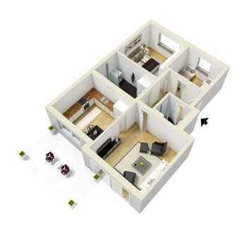 Wohnung in Zentrumslage - WHG 14