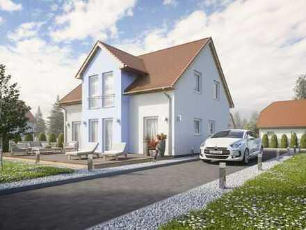 Individuelles Einfamilienhaus inkl. 780m² Grundstück!