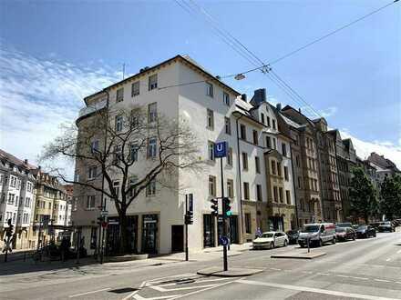 Provisionsfreie - Moderne und repräsentative Büroräume ab 22 qm im Stuttgarter Westen, Hölderlinpla