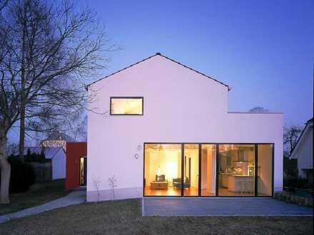 Traumhaftes Architektenhaus im grünen Norden Berlins