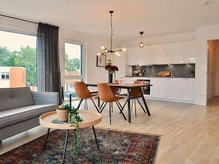Erstbezug, 2-Zimmer Neubauwohnung in begehrter Lage Habenhausen
