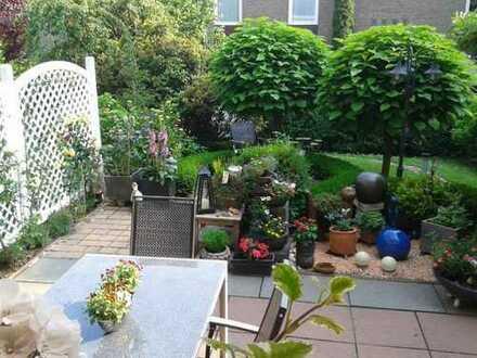 Wunderschöne Gartenwohnung in ruhiger Wohnlage!
