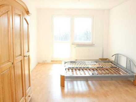 Junges Wohnen - sorgen- und stressfrei! Großzügige 1-Raum-Wohnung mit Balkon zum Sofortbezug