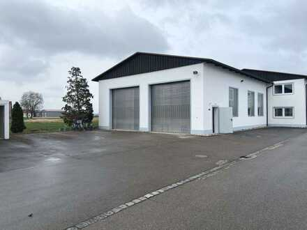 Lager/-Produktionshalle zwischen Neuburg und Ingolstadt - Halle 1
