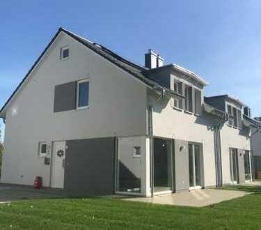 Familienfreundliche moderne Doppelhaushälfte(Neubau) in Sanitz