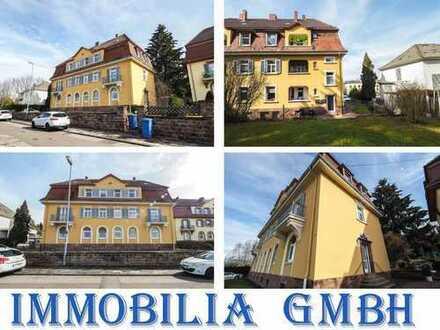 GESUCHTE LAGE - Im Stadtkern gelegene 2-ZKB Wohnung mit Balkon und Loggia in Zweibrücken Stadt