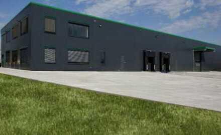 """BAUMÜLLER & CO."" 3.000 m² NEUBAU Logistikfläche - kurzfristig -"