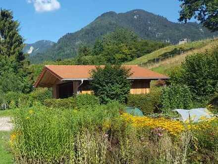 Ortsrandlage - Baugrundstück - Chiemgau - Achental
