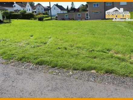 Voll erschlossenes Baugrundstück im Neubaugebiet von Wahlrod!