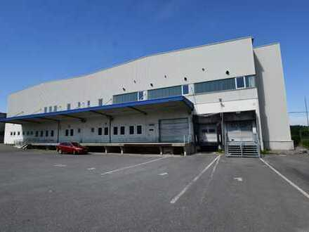 Separates Firmengelände mit Produktionsgebäude in Bischofswerda